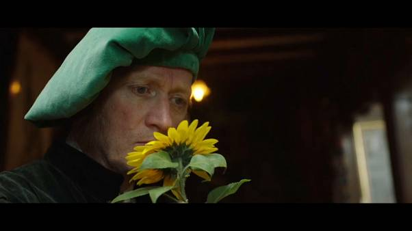 British actor Ade Edmondson plays Malvolio in Shakespeare's Twelfth Night