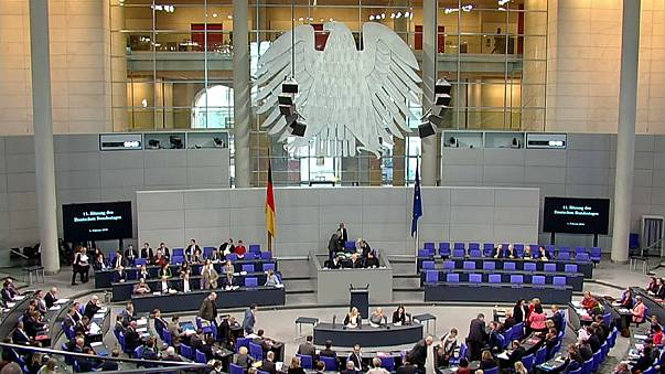 German parliament extends ban on migrant reunions