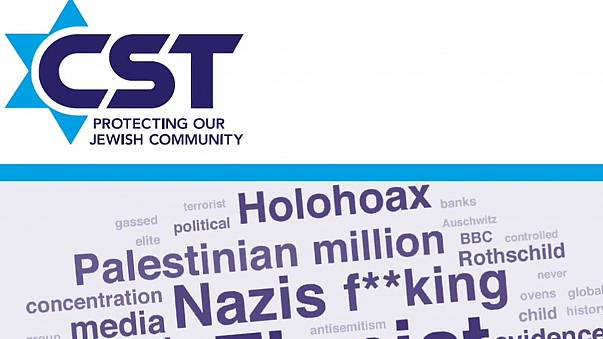 UK: anti-Semitic incidents at 'all-time high'