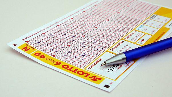 US lottery winner dies three weeks after scooping $1m jackpot