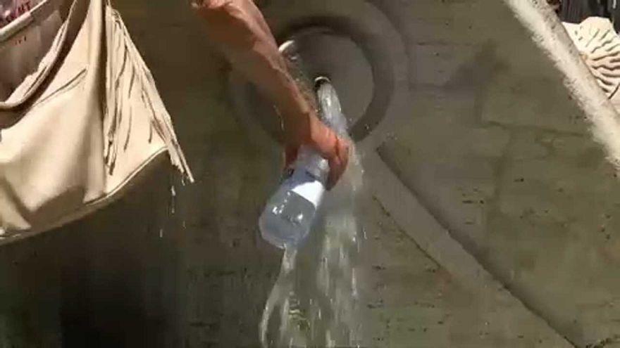 Вода из-под крана против пластика