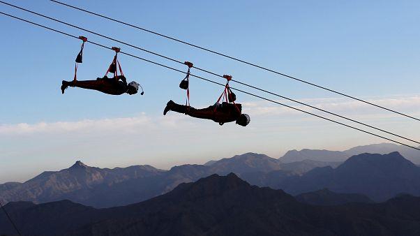 Eccovi la zipline più lunga del mondo!