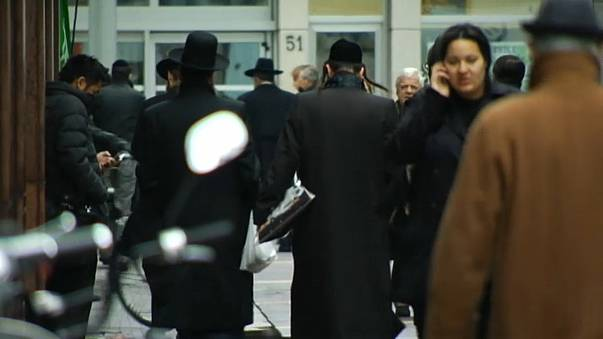 Уровень антисемитизма растет