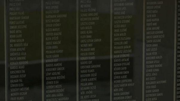 Holocaust memorial building
