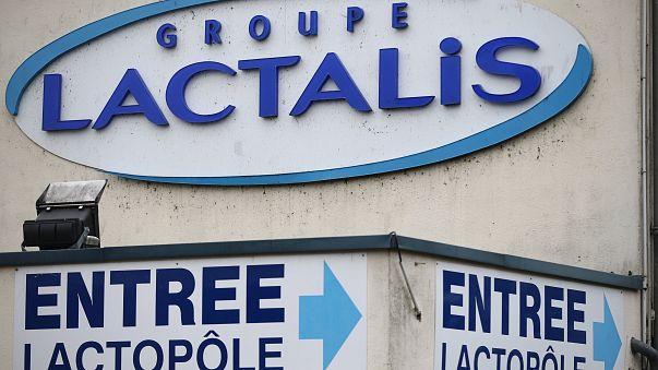 Lactalis : la bactérie présente depuis 12 ans