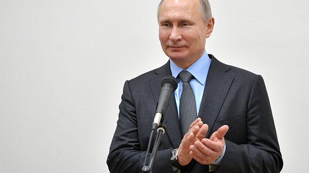 Πούτιν: «Η απόφαση του CAS αποδεικνύει ότι οι αθλητές μας είναι καθαροί»