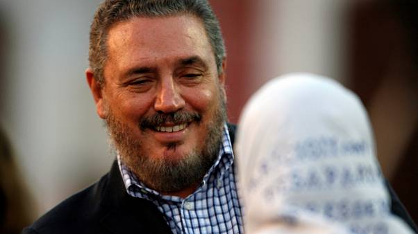 Fidel Castro's son 'kills himself' after 'battle with depression'