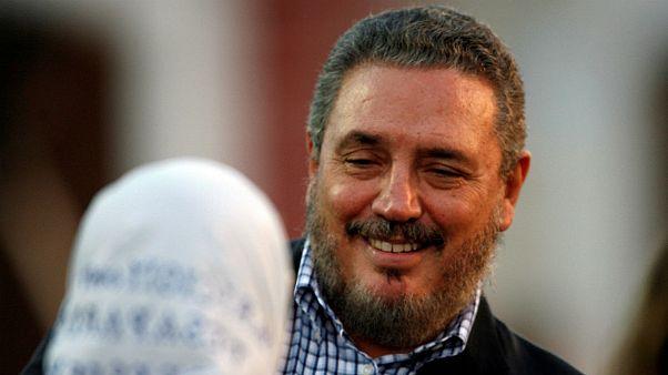 فرزند ارشد فیدل کاسترو خودکشی کرد