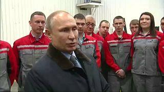 """""""El fallo del TAS demuestra que los deportistas rusos están limpios"""" según Putin"""
