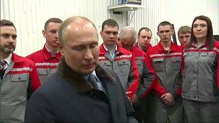 Владимир Путин радуется решению CAS