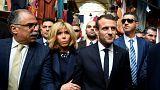 Macron'dan yeni Zeytin Dalı Operasyonu açıklaması
