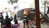 Rágyújtott a gázpalackokat szállító sofőr