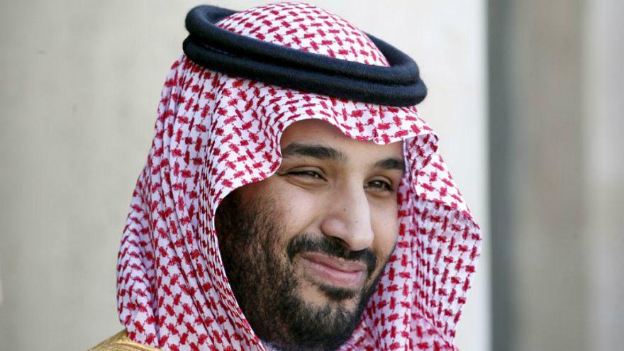 اعتراضات على زيارة محمد بن سلمان لبريطانيا بسبب اليمن وحقوق الإنسان
