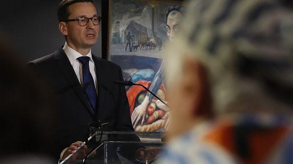 Πολιτική αντιπαράθεση για αμφιλεγόμενο σχέδιο νόμου για το Ολοκαύτωμα