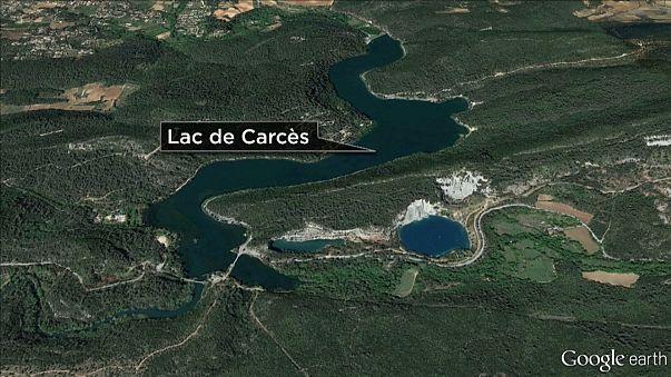 На юго-востоке Франции столкнулись 2 военных вертолёта