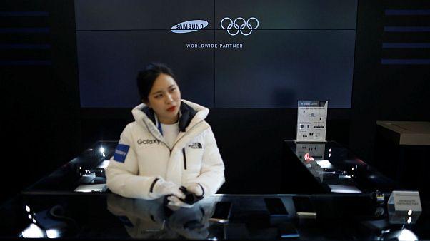 احتمال محرومیت ورزشکاران کره شمالی از هدایای نایک و سامسونگ