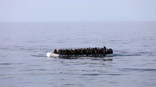 Τραγωδία με μετανάστες ανοιχτά της Λιβύης