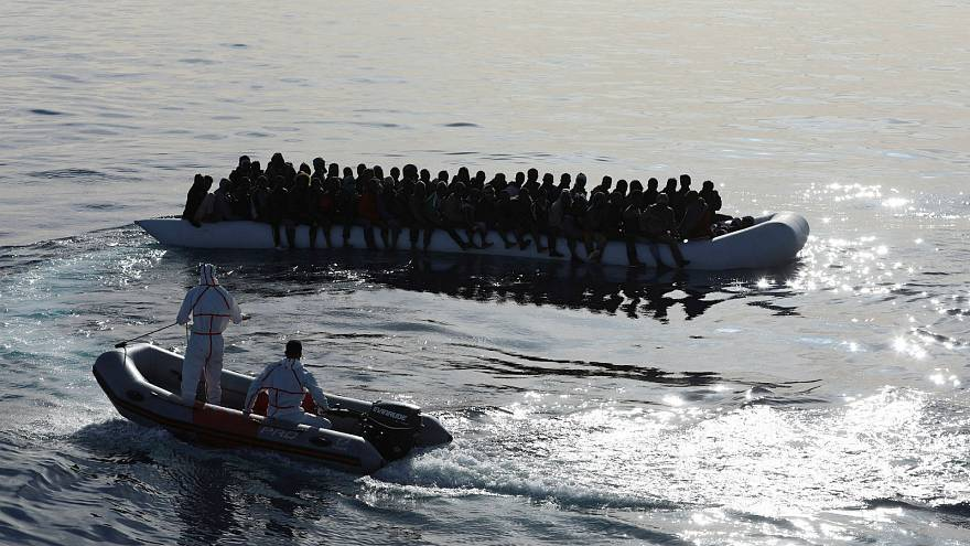 At least 90 migrants feared drowned off the Libyan coast says UN