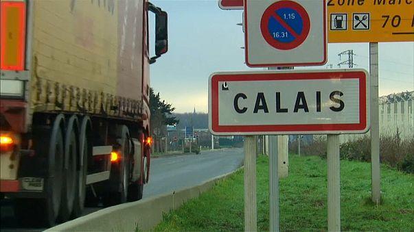 Fransa: Göçmen kampında şiddet olayları