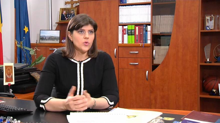 """""""No tengo miedo"""", fiscala jefa anticorrupción de Rumanía"""