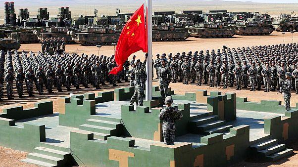 چین در صدد ایجاد پایگاه نظامی در افغانستان