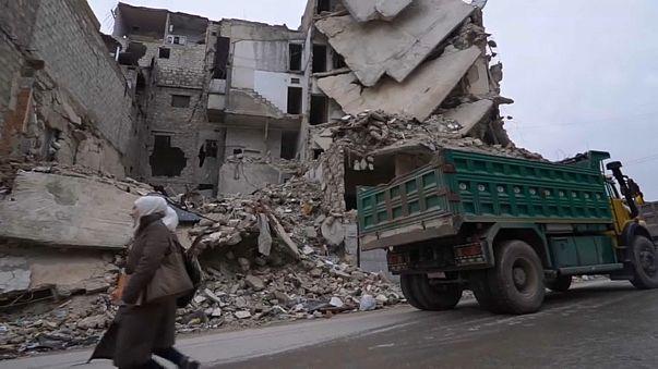 Aleppo: la fuga e il ritorno