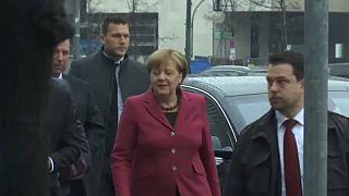 Almanya'da koalisyon müzakereleri sürüyor
