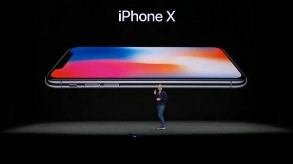Apple gana más que nunca gracias al iPhone X