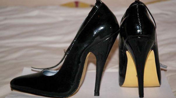 Egy cipőtalp színén vitatkoznak az Európai Unió Bíróságán