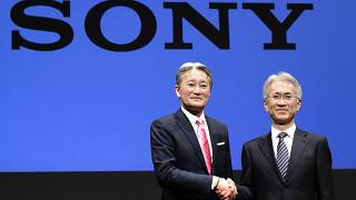 Kenichiro Yoshida named new Sony chief executive