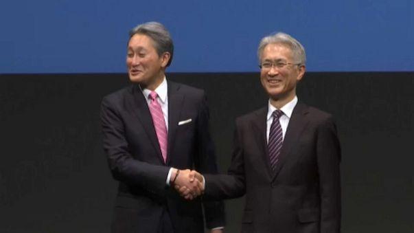 Sony'nin patronu değişti