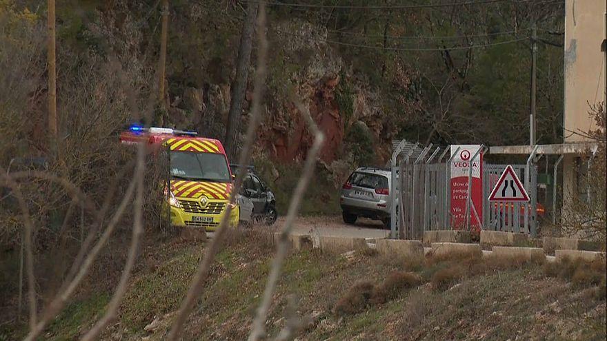 Hubschrauberunfall: 5 Offiziere tot