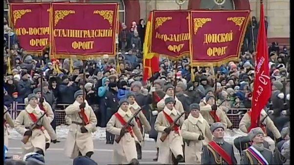 Hitler faşizmini durduran Stalingrad Zaferi anılıyor