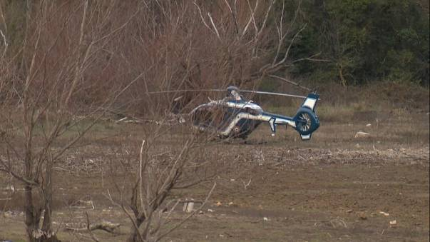 Five dead in French mid-air helicopter crash