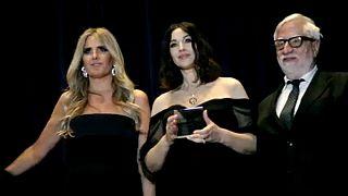 Monica Bellucci: ikon helyett színésznő