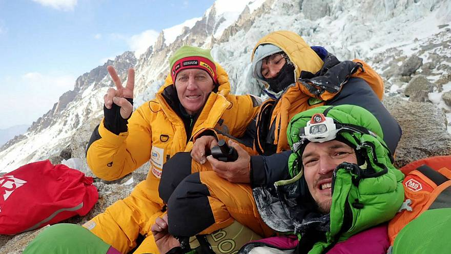 'It was not a choice I made myself, it was forced upon me,' French alpinist recounts 'Killer Mountain' rescue