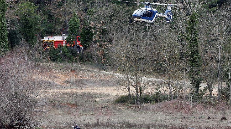 Colisão de helicópteros é causa provável de desastre em França