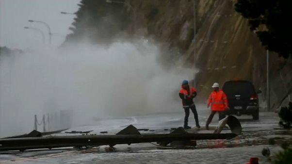 غضب الطبيعة في نيوزيلاندا