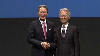 Traspaso de poder en Sony
