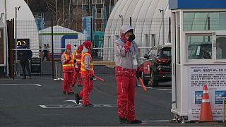 Corea del Sur se blinda antes de los Juegos Olímpicos