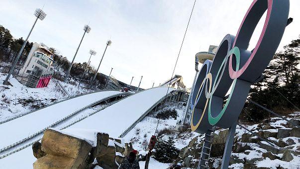 Pyeongchang 2018: le misure di sicurezza per proteggere i Giochi