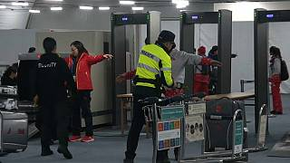 South Korea steps up security at Winter Games