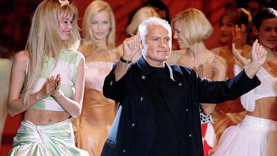 Versace retrospective opened in Berlin