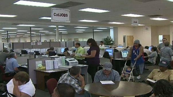 EUA criam 200.000 novos empregos em janeiro