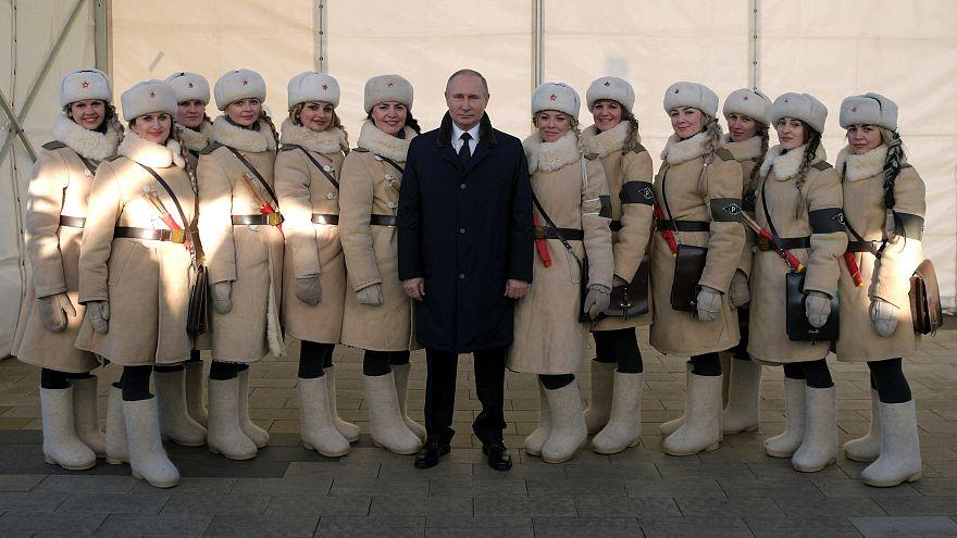 Russia remembers Stalingrad