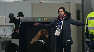 Güney Kore Kış Olimpiyatları için terörizm tedbirleri alıyor