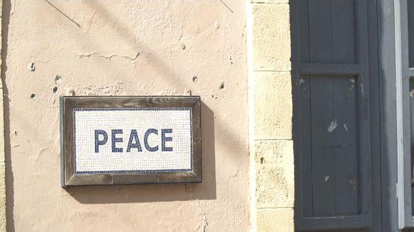Geteilte Stadt: Nikosia vor der Stichwahl in Zypern