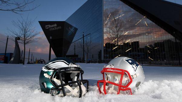 Super Bowl LII: i favoriti Patriots contro gli underdog Eagles