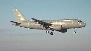 Megjöttek a hadsereg új repülői