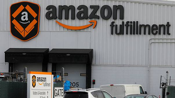 Amazon patents device that could track workers' hand movements in real-time